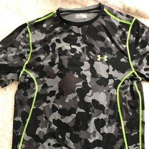 UA heat gear, T, size L